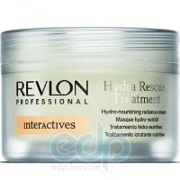 Revlon Professional - Hydra Rescue Treatment Крем Лечебный, Увлажняющий Для Сухих Волос - 75 ml