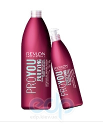 Revlon Professional - Pro You Purifying Shampoo Очищающий шампунь для волос - 1000 ml