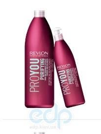 Revlon Professional - Pro You Purifying Shampoo Очищающий шампунь для волос - 350 ml