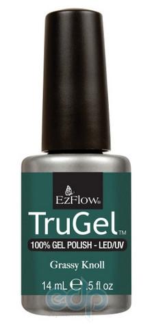 EzFlow - TruGel Grassy Knoll темно-бирюзовый глянец - 14 ml