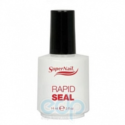 SuperNail (esn) - Верхнее гелевое покрытие (силер) Rapid Seal - 14 ml