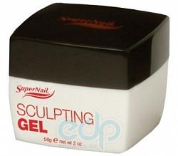 SuperNail (esn) - Прозрачный конструирующий гель Sculpting gel - 56 g