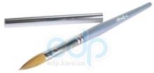 ibd - Профессиональная кисть из соболя Professional Acrylic Brush - размер №8