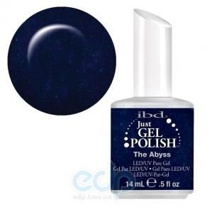 ibd - Just Gel Polish - The Abyss Темно-синий, перламутр. №563 - 14 ml