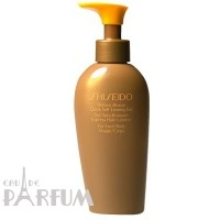 Гель-автозагар Shiseido Suncare -  Гель-автозагар быстрого действия для лица и тела Brillant Auto-Bronze Quick Self-Tanning Gel - 150 ml