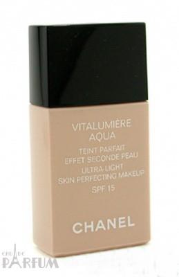 Тональный крем Chanel -  Vitalumiere Aqua SPF15 №BR42