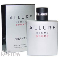 Chanel Allure homme Sport - туалетная вода - 100 ml