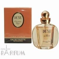 Christian Dior Dune -  Набор (туалетная вода 50 + гель для душа 50 + лосьон-молочко для тела 50)