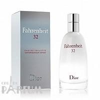 Christian Dior Fahrenheit 32 - туалетная вода -  40 ml Travel
