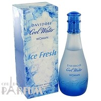 Davidoff Cool Water Woman Ice Fresh - туалетная вода - 100 ml TESTER