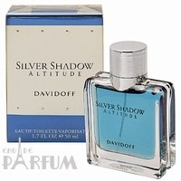 Davidoff Silver Shadow Altitude - туалетная вода - 100 ml TESTER