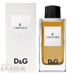 Dolce Gabbana Anthology Lempereur 4 - туалетная вода - 50 ml