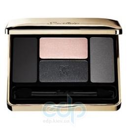 Тени для век Guerlain -  Ecrin 4 Couleurs Long Lasting Eyeshadows №09 Les Noirs