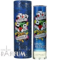 Christian Audigier Ed Hardy Love and Luck Men - туалетная вода - 100 ml TESTER