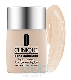 Крем тональный для лица Clinique -  Anti-Blemish Solutions Liquid Makeup №02 Ivory