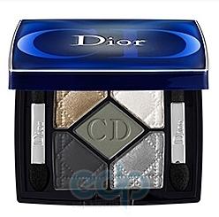 Тени для век Christian Dior -  5-Colour Eyeshadow №454 Royal Kaki