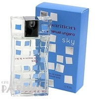 Emanuel Ungaro Apparition Sky - туалетная вода - 90 ml TESTER