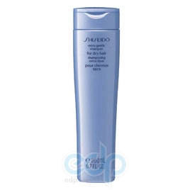 Shiseido -  Haircare Extra Gentle Shampoo For Dry Hair -  200 ml
