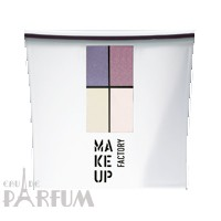 Make up Factory Набор Make Up Factory - Eye Color №91 Smokey Plum/Pearly Mauve/Champagne/ Light Rose