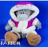 Teddy MTY (мишки) Игрушка плюшевый мишка MTY (Me To You) -  в розовой шубке Someone Special 25 см (арт. G01W1239)