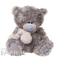 Teddy MTY (мишки) Игрушка плюшевый мишка MTY (Me To You) -  мишка в шарфике 25 см (арт. G01W1606)