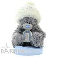 Teddy MTY (мишки) Игрушка плюшевая MTY (Me To You) -  мишка в шапке LOVE N KISSES 17 см (арт. G01W2004)