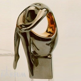 Galos (статуэтки) Статуэтки Galos (Испания) - Мини Криптон - 15 x 9 см. (фарфор, покрытие платиной, золотом)