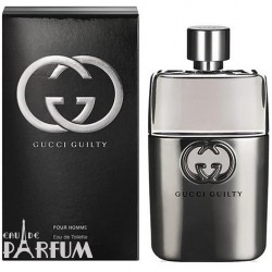 Gucci Guilty Pour Homme - туалетная вода - 90 ml TESTER
