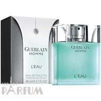 Guerlain Homme Leau - туалетная вода - 80 ml TESTER