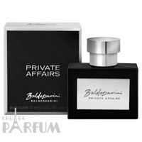 Hugo Boss Baldessarini Private Affairs -  гель для душа - 150 ml