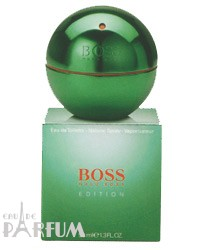 Hugo Boss Boss In Motion Green - туалетная вода - 40 ml