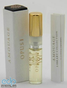 Amouage Library Collectiоn Opus I
