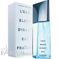 Issey Miyake Leau Bleue DIssey Eau Fraiche - туалетная вода - 75 ml