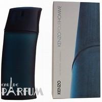 Kenzo pour homme -  Набор (туалетная вода 100 + после бритья 50 + косметичка)