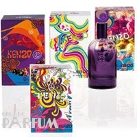 Kenzo Vintage Edition - туалетная вода - 100 ml Cosmic Life