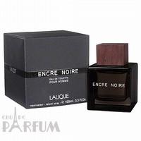 Lalique Encre Noire -  Набор (туалетная вода 100 + гель для душа 100)