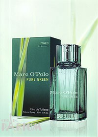 Marc O Polo Pure Green Man - туалетная вода - 30 ml