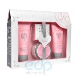 Grace Cole - Набор подарочный Pamper Perfection (гель для душа 150 ml + скраб для тела 150 ml + крем для тела 100 ml + мыло для тела 100 g)