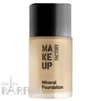 Make up Factory Тональный крем для Лица Make Up Factory -  Mineral Foundation №04 Soft Hazelnut
