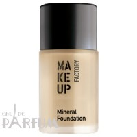 Make up Factory Тональный крем для Лица Make Up Factory -  Mineral Foundation №08 Light Sand