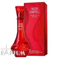 Naomi Campbell Seductive Elixir -  Набор (туалетная вода 15 + гель для душа 200)