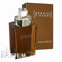 Nina Ricci Memoire DHomme -  Набор (туалетная вода 60 + дезодорант 50 + гель для душа 75)