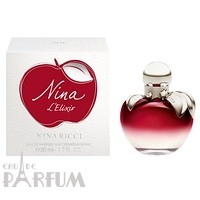 Nina Ricci Nina LElixir -  Набор (парфюмированная вода 50 + лосьон-молочко для тела 100)
