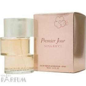 Nina Ricci Premier Jour - Набор (парфюмированная вода 60 + лосьон-молочко для тела 50)