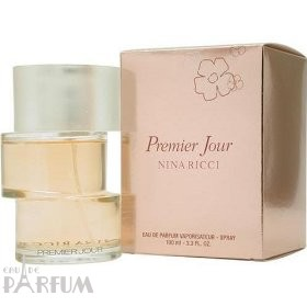 Nina Ricci Premier Jour -  Набор (парфюмированная вода 60 + мыло 100g + mini)