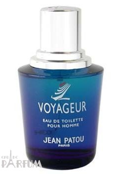 Jean Patou Voyageur For Men - туалетная вода - 50 ml