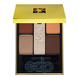 Тени для век Yves Saint Laurent -  Ombres 5 Colors Harmony For Eyes №01 Sahara/Сахара TESTER