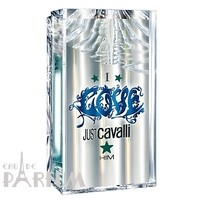 Roberto Cavalli Just Cavalli I Love Him - туалетная вода - 60 ml