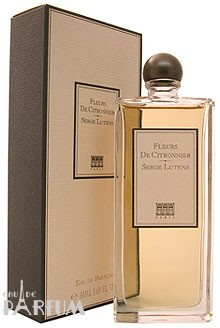 Serge Lutens Fleurs De Citronnier - парфюмированная вода - 50 ml TESTER