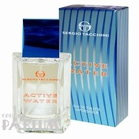 Sergio Tacchini Active Water - туалетная вода - 100 ml TESTER